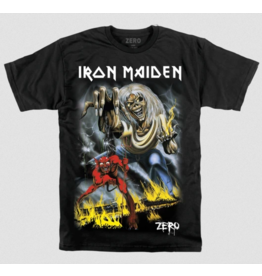Zero Zero x Iron Maiden Killers T-shirt - Black (size Medium or Large)