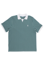 Theories Brand Theories Latern Pique Polo Shirt - Green