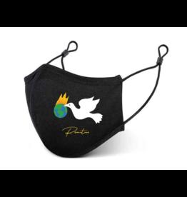Primitive Primitive Healer Mask - Black