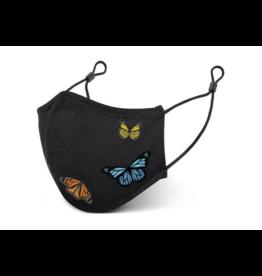 Primitive Primitive Butterfly Mask - Black