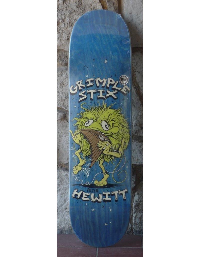 Anti-Hero Anti-Hero Hewitt Grimple Family Band Deck - 8.25 x 32