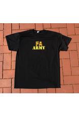 FA skates FA skates FA ARMY t-shirt - Black