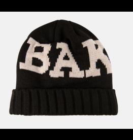 Baker Baker Ribbon Beanie - Black