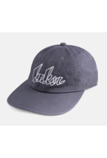 Baker Baker Cursive Strapback Hat - Dark Grey