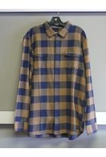 Vans Vans Aliso Flannel - Dress Blues (size X-Large)