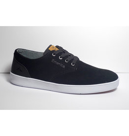 Emerica Emerica The Romero Laced- Black/Black/White