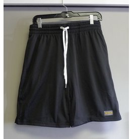 Snack Snack Data Shorts - Black