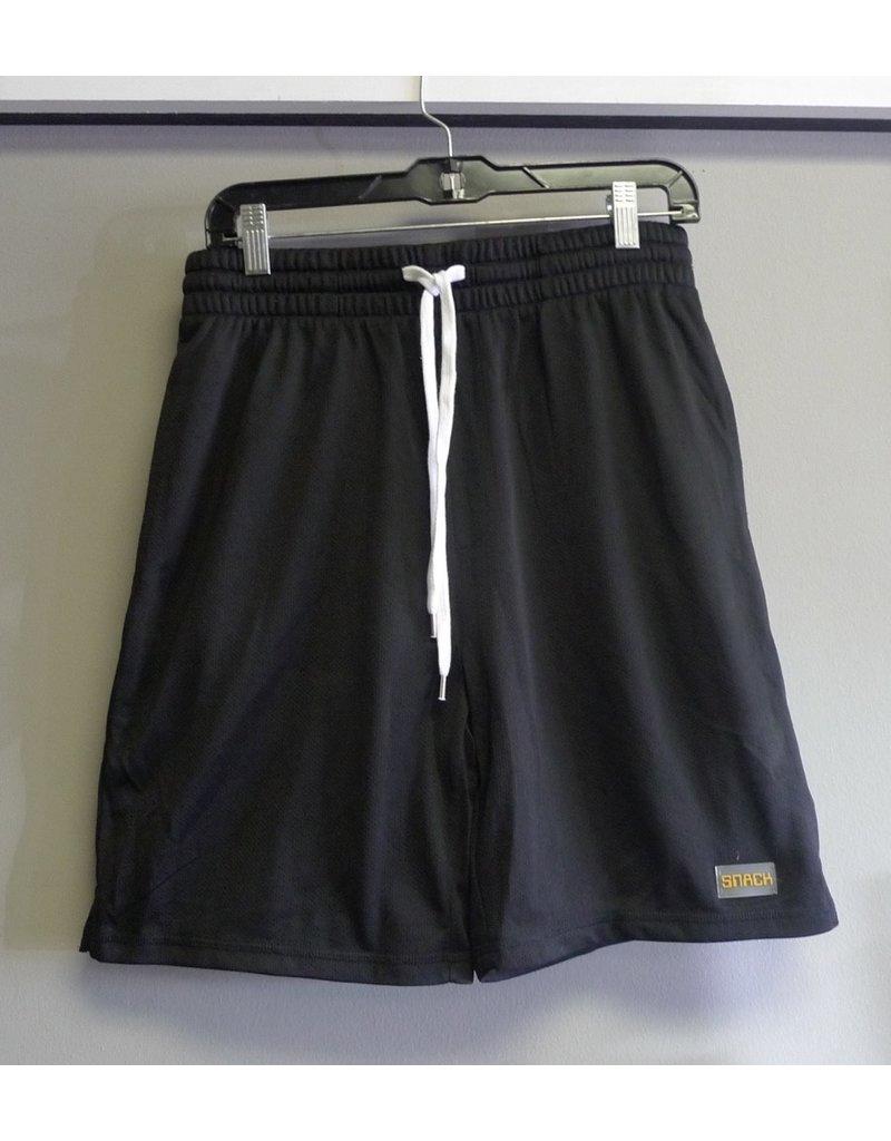 Snack Snack Data Shorts - Black