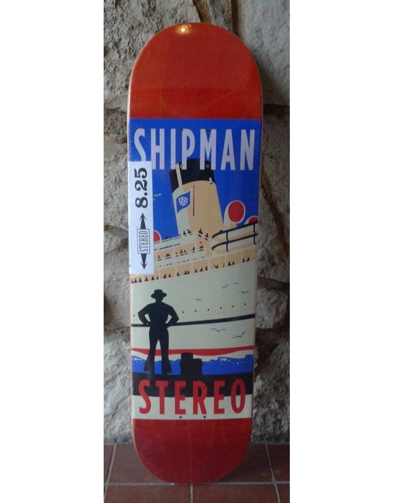 Stereo Stereo Carl Shipman Cruise Deck - 8.25