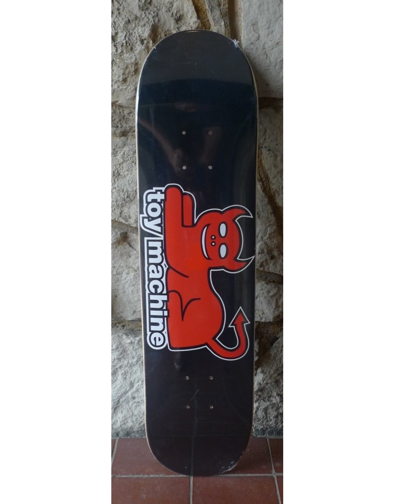 Toy Machine Toy Machine Devil Cat Deck - 7.63 x 31.13