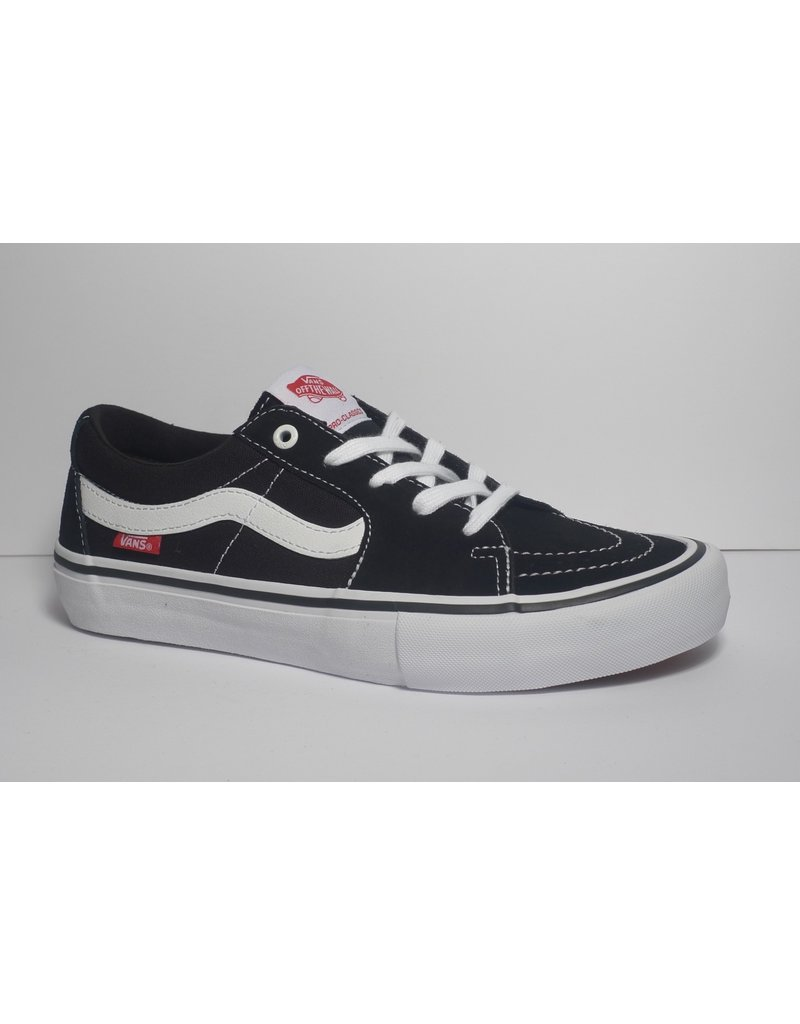 Vans Vans Sk8-Low Pro Black/White