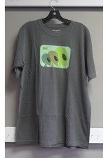 Alien Workshop Alien Workshop Strobe T-shirt - Overdyed Pepper (size Medium or Large)