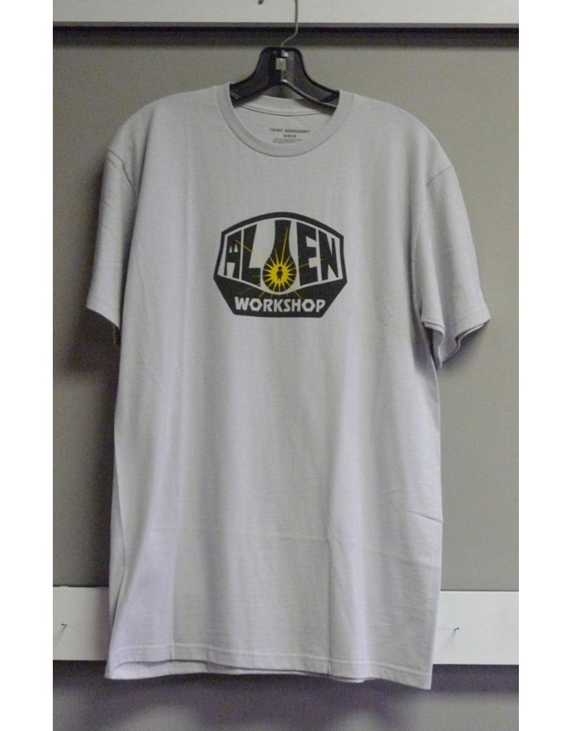 Alien Workshop Alien Workshop OG Logo T-shirt - Silver