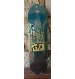 Alien Workshop Alien Workshop Yaje Shelter Green Deck - 8.125