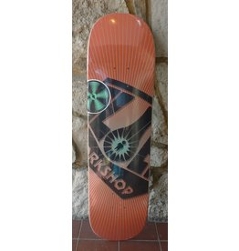 Alien Workshop Alien Workshop OG Burst PP Deck - 8.25 x 32.25