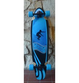 Layback Slotted Kick Tail Complete - 40 x 9.75