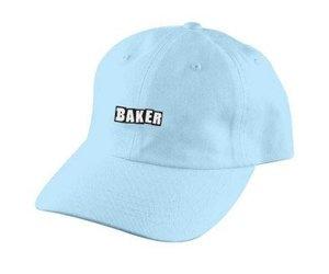 Baker Baker Chico Snapback Hat - Baby Blue - FA SKATES 2d3aefb8f64
