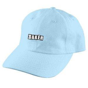 Baker Baker Chico  Snapback Hat - Baby Blue