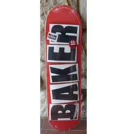 Baker Baker Team Brand Logo Black Deck - 8.3875 x 32 O.G.