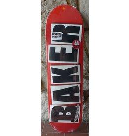 Baker Baker Team Brand Logo Black Deck - 8.47 x 31.875 O.G.