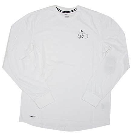 c57c8ea7 Nike SB Nike sb Dri-Fit GM Longsleeve T-shirt - White (size