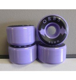 Orbs Orbs Specters Solids 52mm Lavender Wheels (Set of 4)