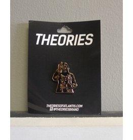 Theories Brand Theories Rasputin Enamel Pin