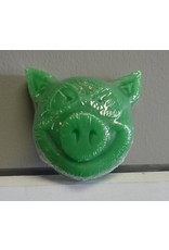 Pig Pig Curb Wax Green