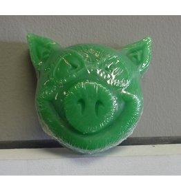 Pig Pig Curb Wax Green