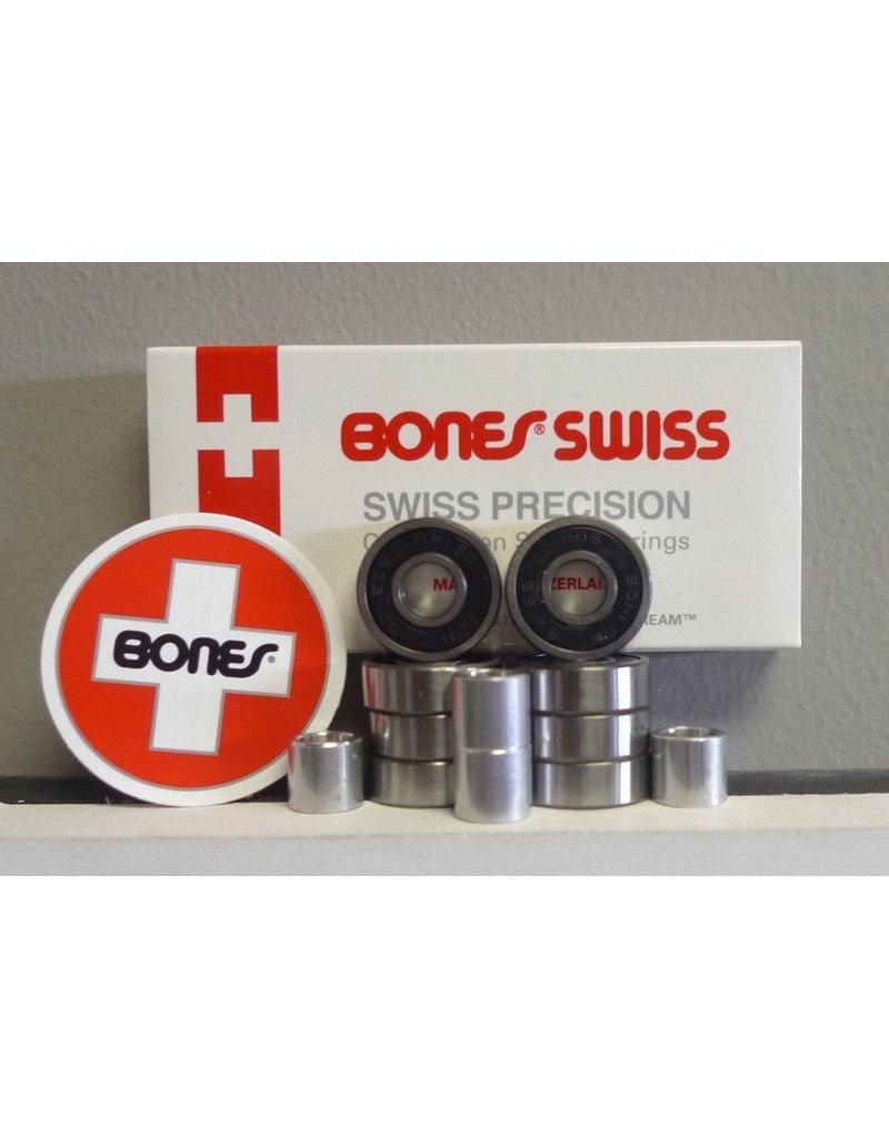 Bones Bones Swiss Bearings (Set of 8)