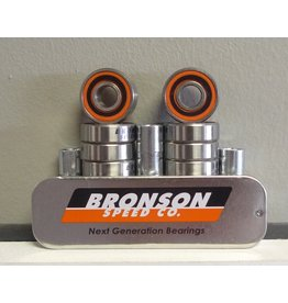 Bronson Speed co. Bronson G3 Bearings (set of 8)