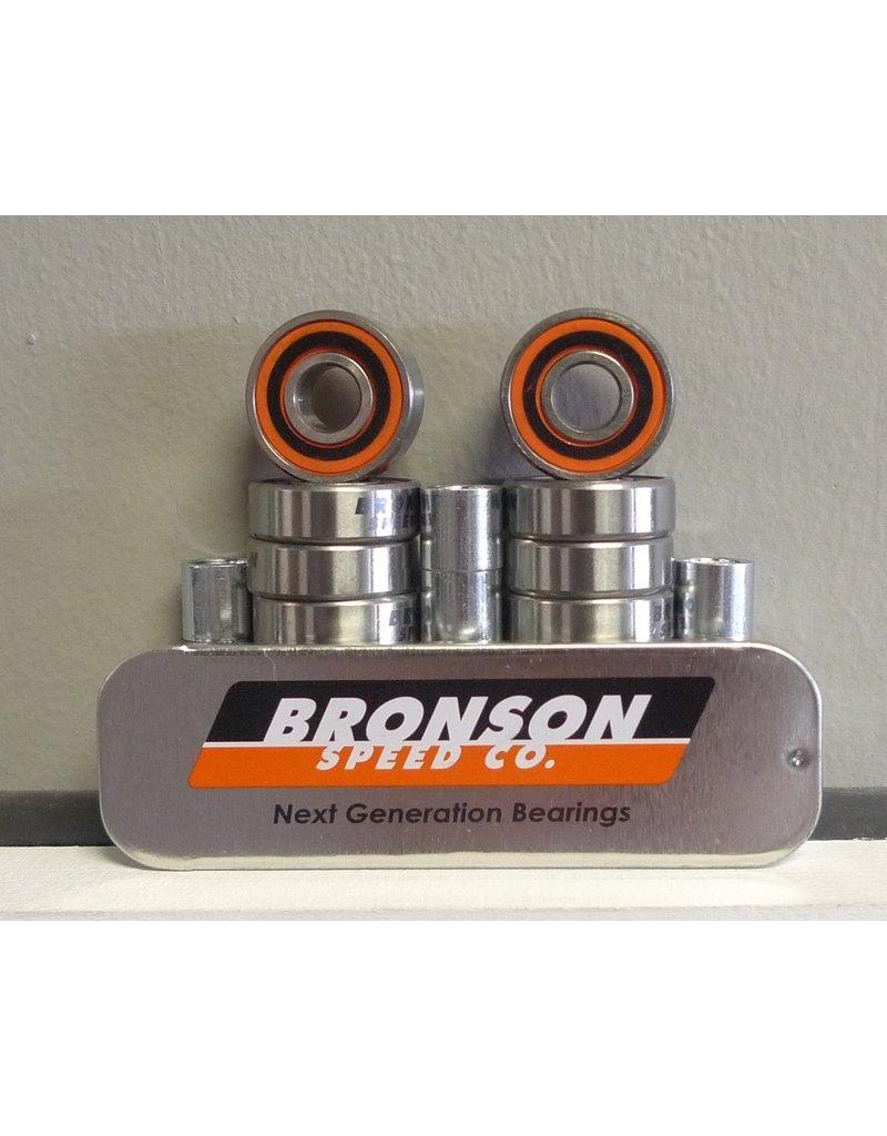 Bronson Speed co. Bronson G3 Bearings (set of 8)