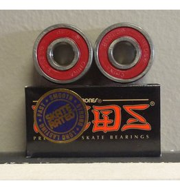 Bones Bones Reds Single Wheel Replacement Bearing Pack (2 Bearings)