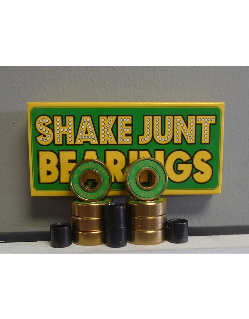 Shake Junt Shake Junt Triple OG's Bearings abec 7 (Set of 8)