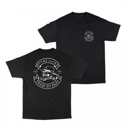 Hard Luck mfg Hard Luck Great Times T-shirt - Black (size Small)