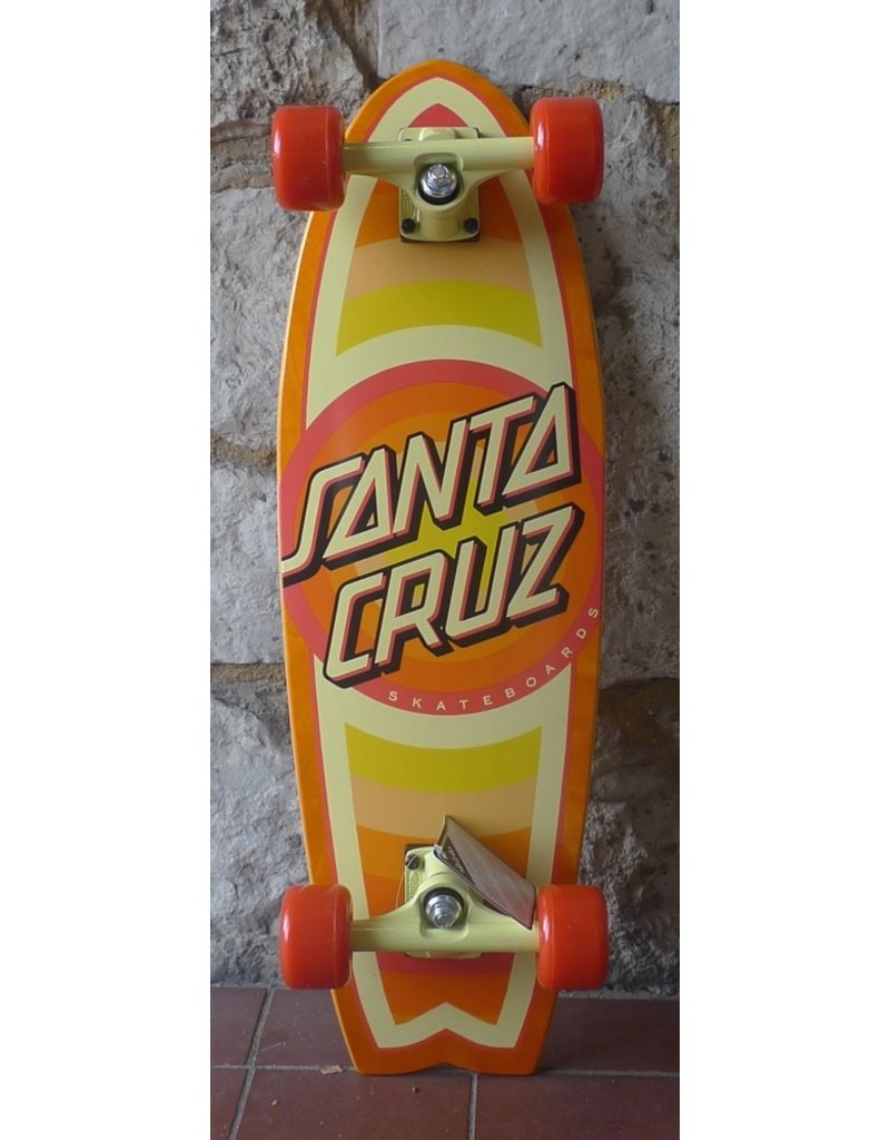 Santa Cruz Santa Cruz Gleam Dot Cruzer Shark Complete - 8.88 x 27.7