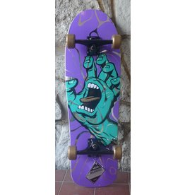Santa Cruz Santa Cruz Screaming Hand Ooze 80's Cruzer Complete - 9.7 x 31.7