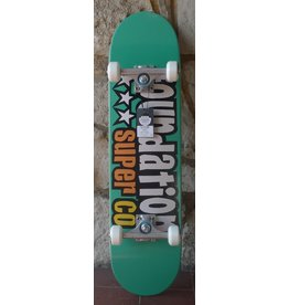 Foundation Foundation 3 Star Teal Complete - 7.88 x 31.75