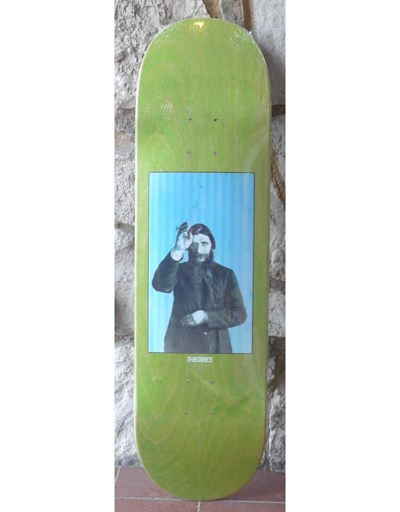 Theories Brand Theories Rasputin V2 Deck - 8.75