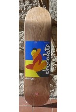 Chocolate Chocolate Cruz Embrace Deck - 8.0 x 31.5 (G045)