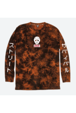 DGK DGK Masks Long Sleeve Shirt - Multi