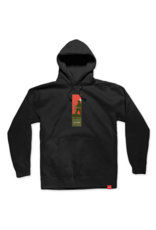 Chocolate Chocolate Cowboy Pullover Hoodie - Black  (size  X-Large)
