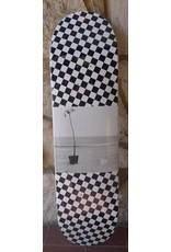 The Killing Floor TKF Checkered Tree Deck - 8.5 (white Dipped)