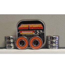 Bronson Speed co. Bronson G3 Zion Wright Bearings (set of 8)