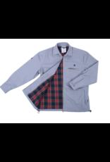 Theories Brand Theories Lantern Club Jacket - Slate Blue