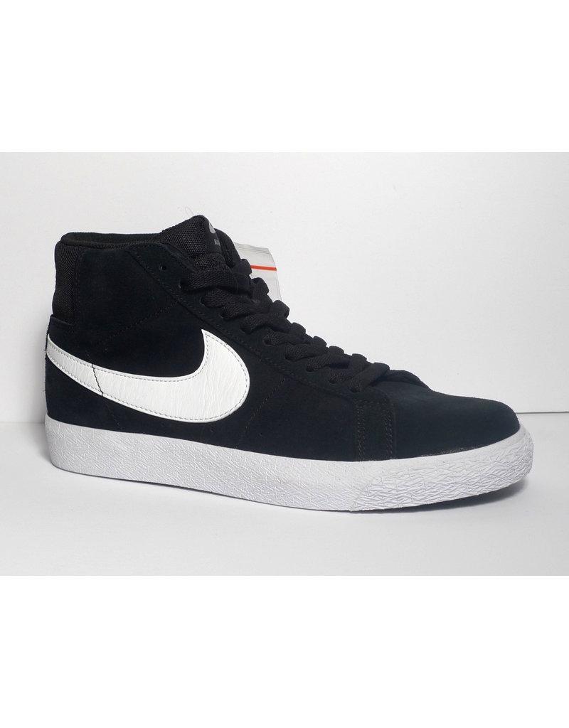 Nike SB Nike sb Zoom Blazer Mid - Black/White-White (Size 8)