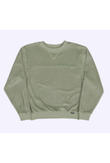 Quasi Quasi Richie Crew Sweater - Sage