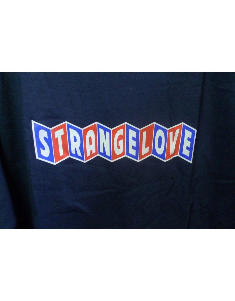 StrangeLove StrangeLove Cinelogo RWB T-shirt - Sport Navy