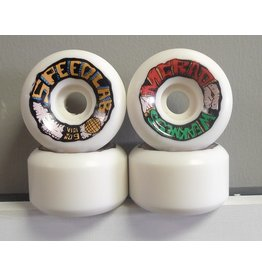 Speedlab Wheels Speedlab McRad 60mm 101a Wheels (set of 4)