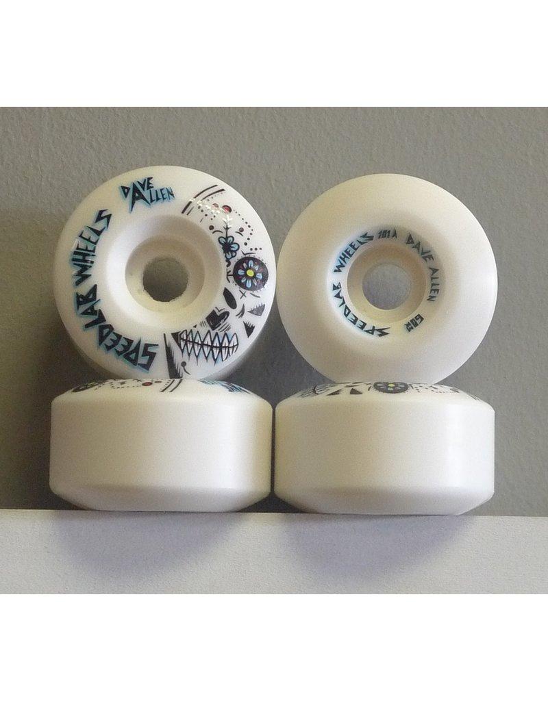 Speedlab Wheels Speedlab Dave Allen Pro 59mm 99a Wheels (set of 4)